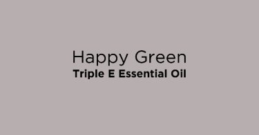 Happy Green Triple E Essential Oil