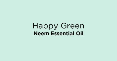 Happy Green Neem Essential Oil