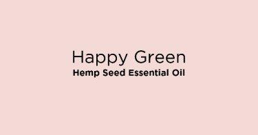 Jual Happy Green Hemp Seed Essential Oil dengan Harga Terbaik dan Terlengkap