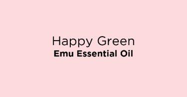 Happy Green Emu Essential Oil