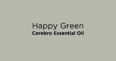 Happy Green Cerebro Essential Oil
