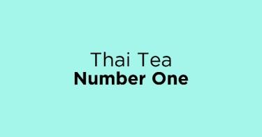 Thai Tea Number One