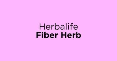Herbalife Fiber Herb