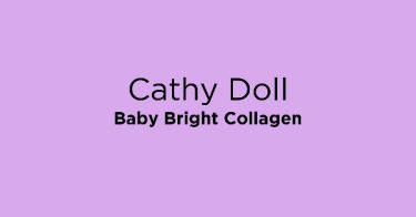 Cathy Doll Baby Bright Collagen
