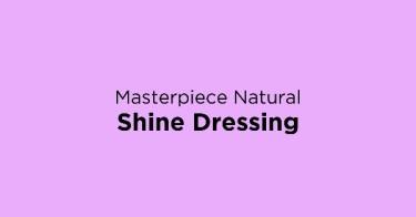 Masterpiece Natural Shine Dressing