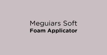 Meguiars Soft Foam Applicator