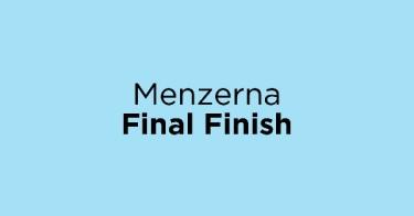 Menzerna Final Finish