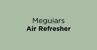 Meguiars Air Refresher