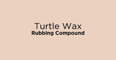 Turtle Wax Rubbing Compound DKI Jakarta