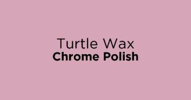 Turtle Wax Chrome Polish