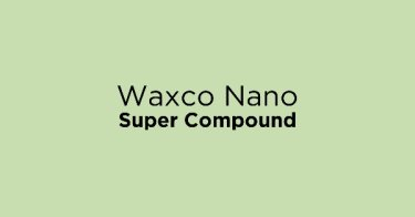 Waxco Nano Super Compound