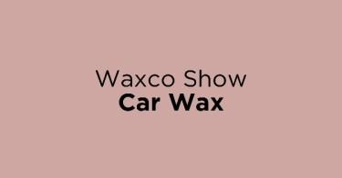 Waxco Show Car Wax