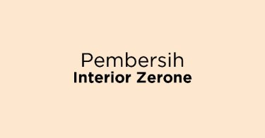 Pembersih Interior Zerone
