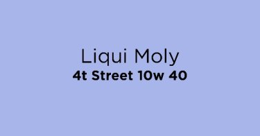 Liqui Moly 4t Street 10w 40