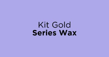 Kit Gold Series Wax