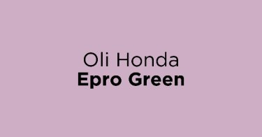 Oli Honda Epro Green