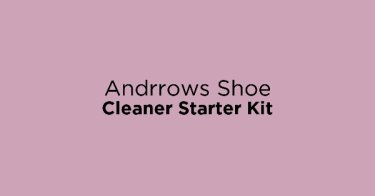 Andrrows Shoe Cleaner Starter Kit