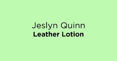 Jeslyn Quinn Leather Lotion