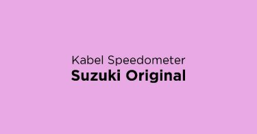Kabel Speedometer Suzuki Original