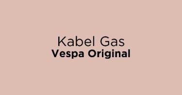 Kabel Gas Vespa Original