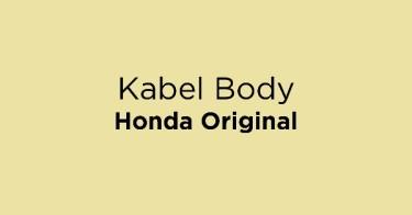 Kabel Body Honda Original