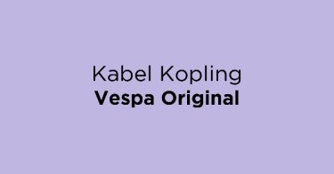 Kabel Kopling Vespa Original