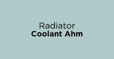 Radiator Coolant Ahm