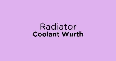 Radiator Coolant Wurth