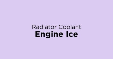 Radiator Coolant Engine Ice