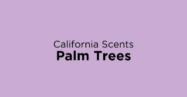 California Scents Palm Trees