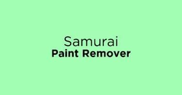 Samurai Paint Remover