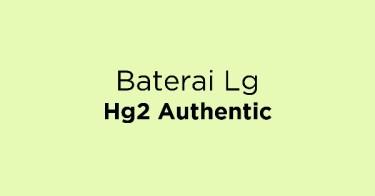 Baterai Lg Hg2 Authentic