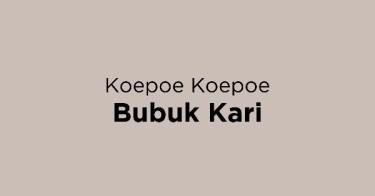 Koepoe Koepoe Bubuk Kari