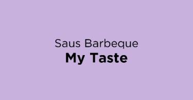 Saus Barbeque My Taste