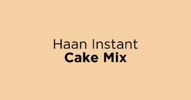 Haan Instant Cake Mix
