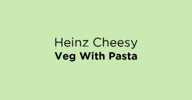 Heinz Cheesy Veg With Pasta