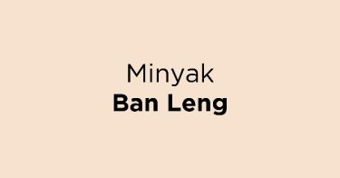 Minyak Ban Leng