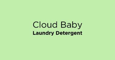 Cloud Baby Laundry Detergent