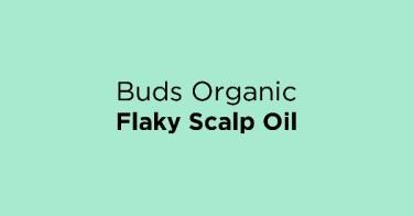 Buds Organic Flaky Scalp Oil
