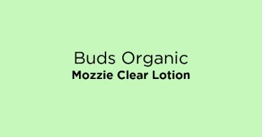 Buds Organic Mozzie Clear Lotion
