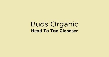Buds Organic Head To Toe Cleanser