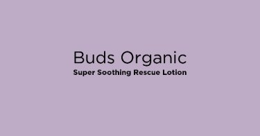 Buds Organic Super Soothing Rescue Lotion