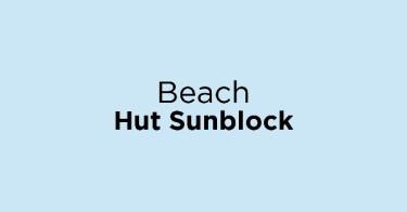 Beach Hut Sunblock