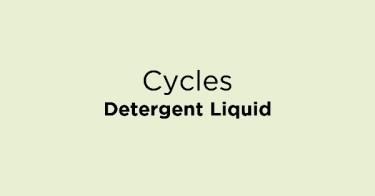 Cycles Detergent Liquid