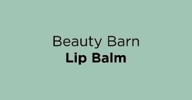 Beauty Barn Lip Balm