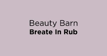 Beauty Barn Breate In Rub