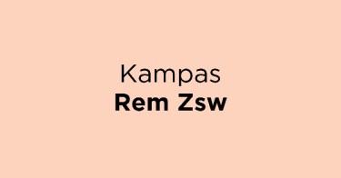 Kampas Rem Zsw