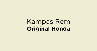Kampas Rem Original Honda