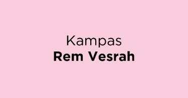Kampas Rem Vesrah DKI Jakarta