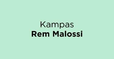 Kampas Rem Malossi